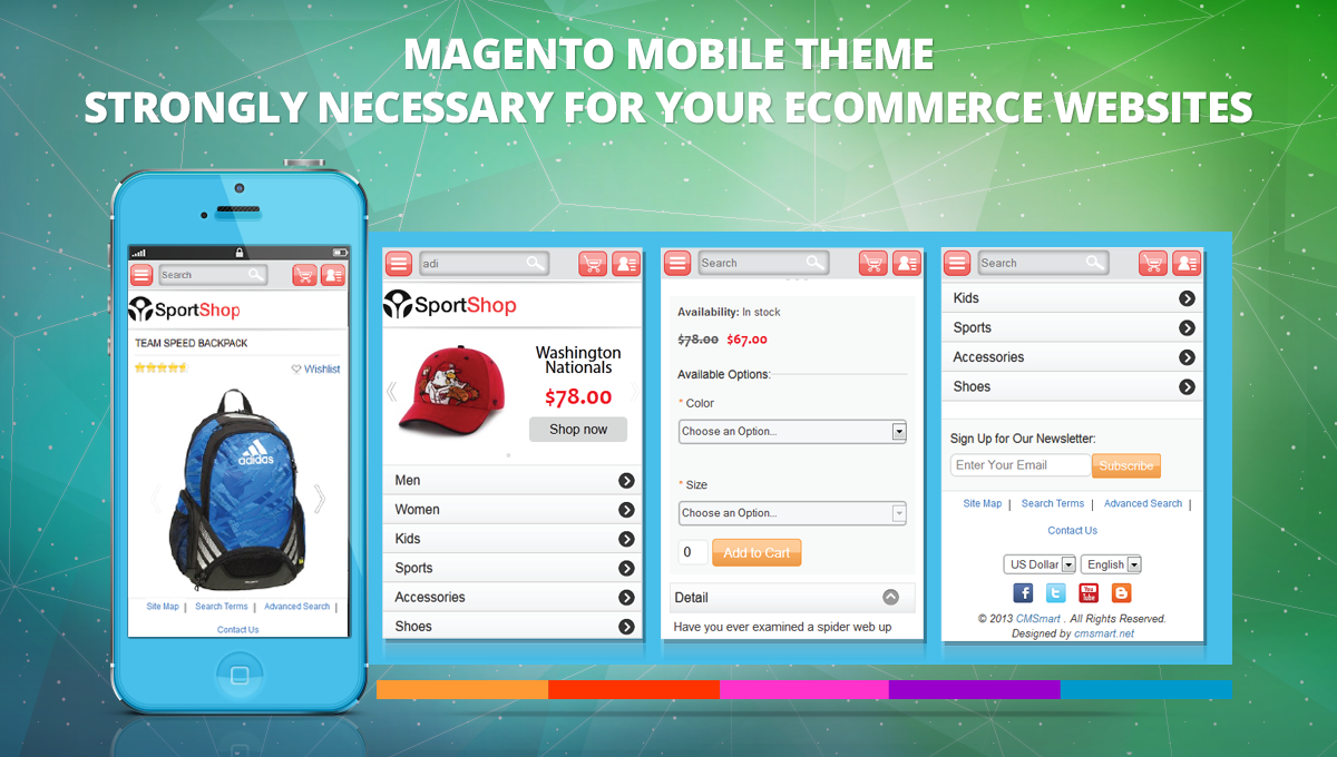 Magento Mobile Theme: Strongly necessary for your eCommerce websites