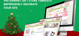 Virtuemart Gift Store Template