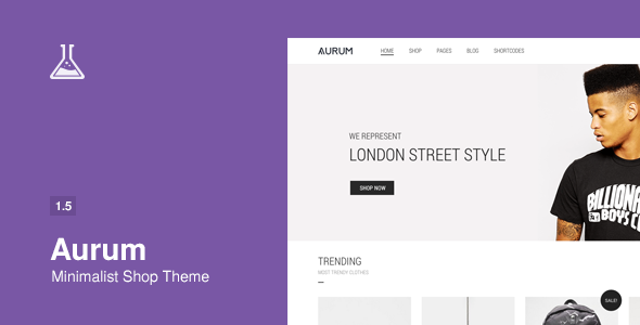 Aurum-v.1.5.1-Minimalist-Shopping-Theme