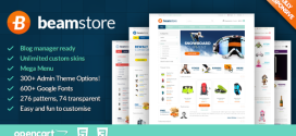 BeamStore-Responsive-Multipurpose-Opencart-Theme