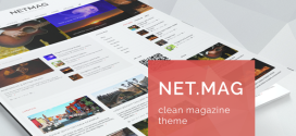 NetMag-v1.9.8-Clean-Review-Magazine-Theme