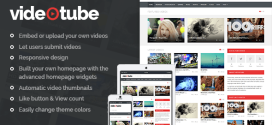 VideoTube-v1.3.4.3-A-Responsive-Video-WordPress-Theme