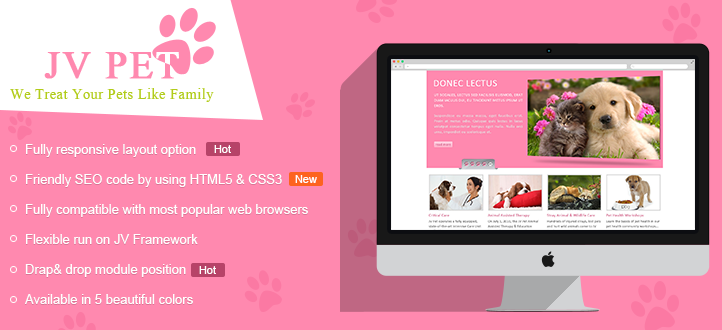 banner-pet-joomla-template