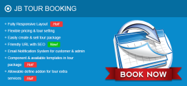 tour-booking-joomla-component