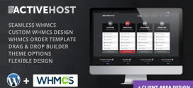 Active-Host-v1.0-WordPress-WHMCS-Hosting