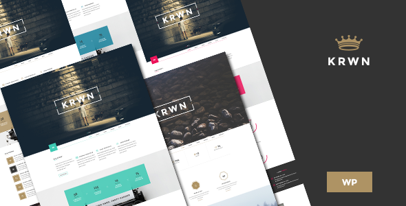 Krwn-v1.0-Responsive-Creative-and-Business-WordPress-theme