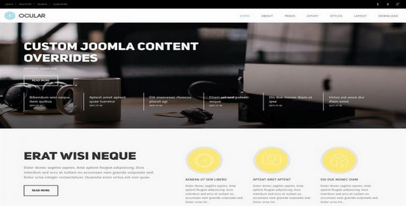 Ocular-v1.0.0-Beautiful-Minimalist-Template-for-Joomla-2.5-3.x-JoomlaXTC