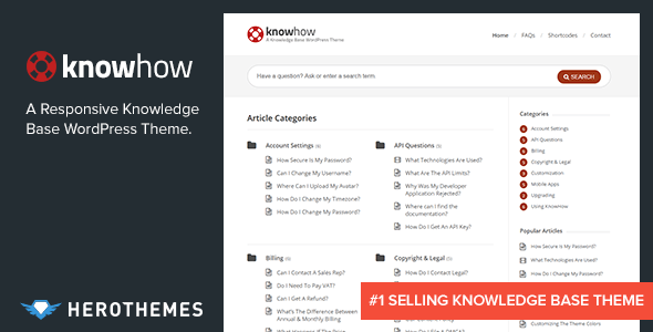 KnowHow-v1.1.7-A-Knowledge-Base-WordPress-Theme