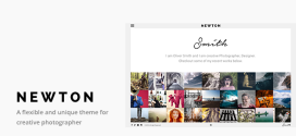 Newton-v1.1-Responsive-Creative-Photography-Theme
