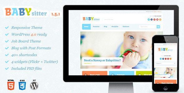 Babysitter-v1.5.1-Responsive-WordPress-Theme