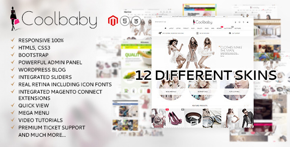 Coolbaby-v1.0-original-Magento-theme