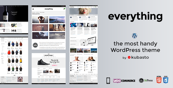 Everything-Responsive-WordPress-Theme
