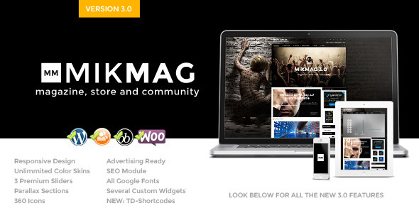 MikMag-v3.4-Responsive-Buddypress-and-Woocommerce