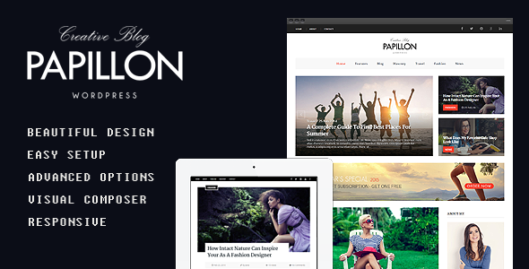 Papillon-v2.0.3-Creative-WordPress-Blog-Theme