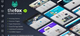 TheFox-v1.20-Responsive-Multi-Purpose-WordPress-Theme