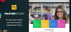 Masterstudy-v1.0-Education-Center-WordPress-Theme