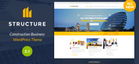 Structure-v2.1-Construction-WordPress-Theme