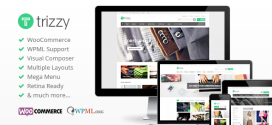 Trizzy-v1.4-Multi-Purpose-WooCommerce-WordPress-Theme