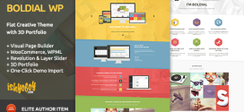 Boldial-WP-Flat-Creative-Theme-with-3D-Portfolio