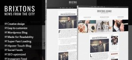 Brixton-v2.0-Minimal-Personal-WordPress-Blog-Theme