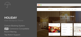 Holiday-v1.0.3-Hotel-WordPress-Theme