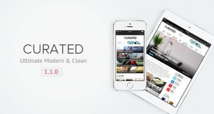 Curated-v1.3.0-Ultimate-Modern-Magazine-Theme
