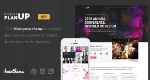 PlanUp-Booking-Event-WordPress-Theme