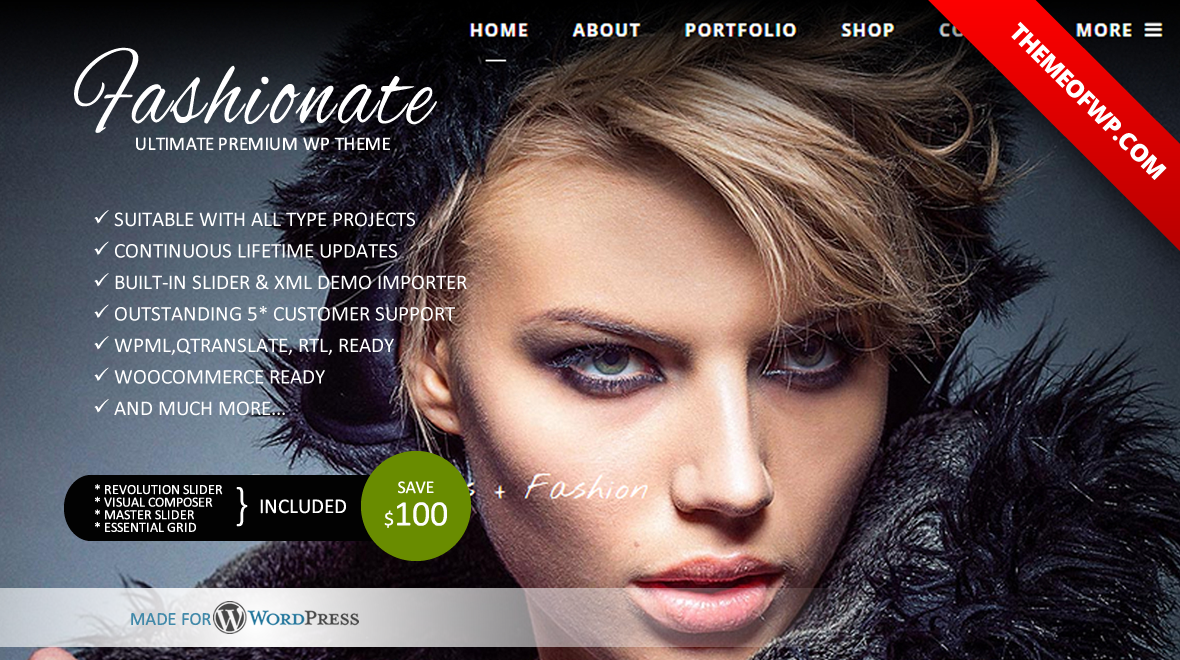 fashionate-wordpress-theme