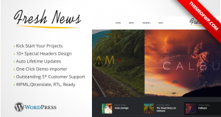 fresh-news-wordpress-theme