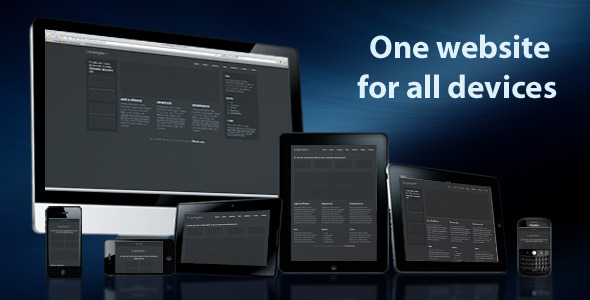 OneWebsiteForAllDevices