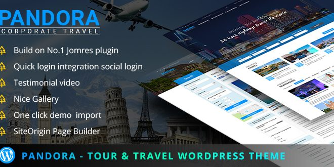 4 Reasons to choose WordPress travel theme from Cmsmart