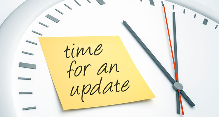 The importance of updating the latest WordPress version