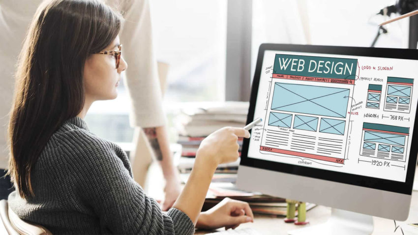 what are the most common web design mistakes you can see banner