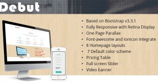 debut-onepage-parallax-html-template