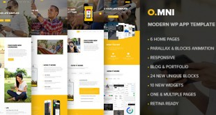 Omni-Powerful-One-and-Multipage-App-WP-Theme